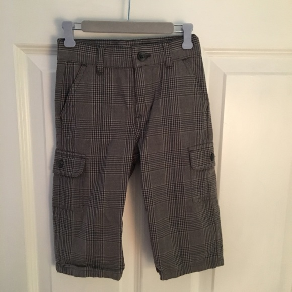 c2fa194cb Janie and Jack Bottoms | Toddler Boys Plaid Pants | Poshmark